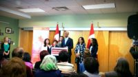 Minister, Ahmed Hussen Addresses the Media and Public