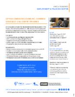 Optima Communications Hiring Event