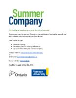 Youth Summer Company