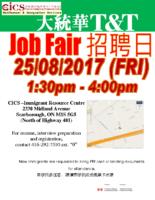 T&T Supermarket Job Fair