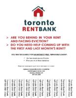 Toronto Rent Bank